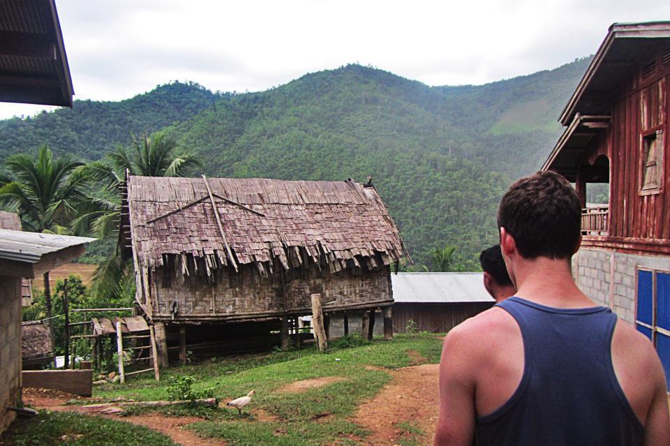Homestay Laos