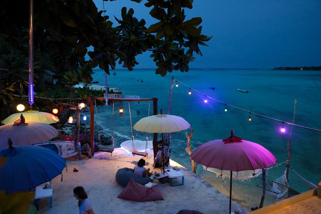 Nusa Islands Impulsive travel