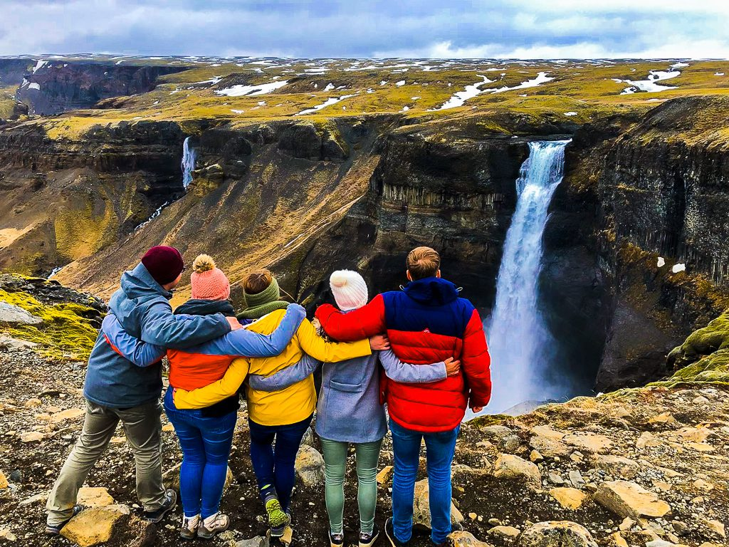 Iceland - couchsurfing - sustainable tourism - Travelrebel - Belgian travelblog
