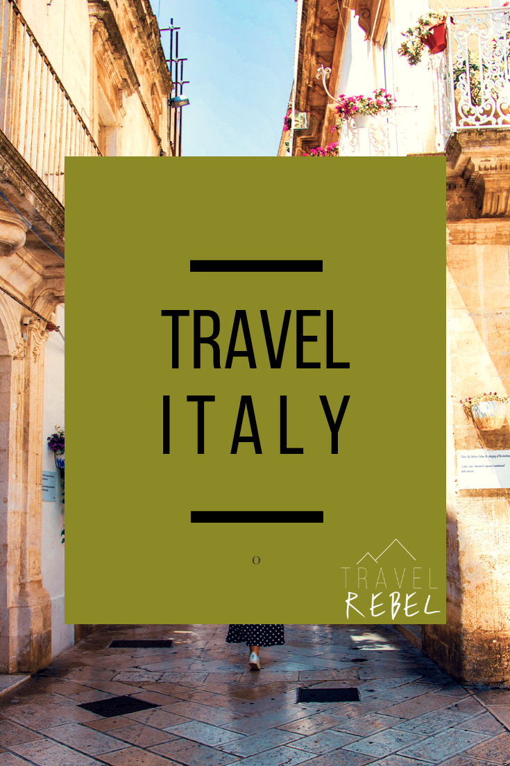 An unforgettable Italian Summer - Exploring Italy #travel #italy