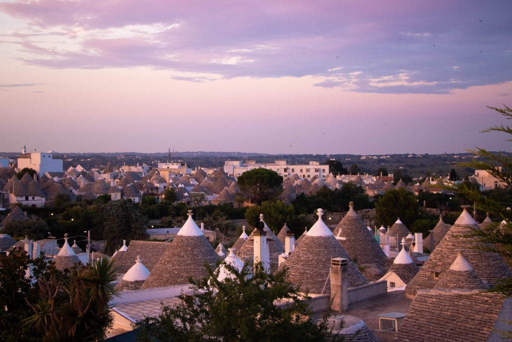 Alberobello Puglia Italy - Travel outside peak season