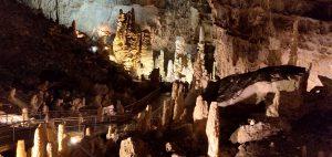 De Frasassi grotten