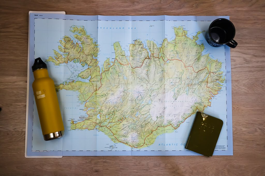 Packing Iceland