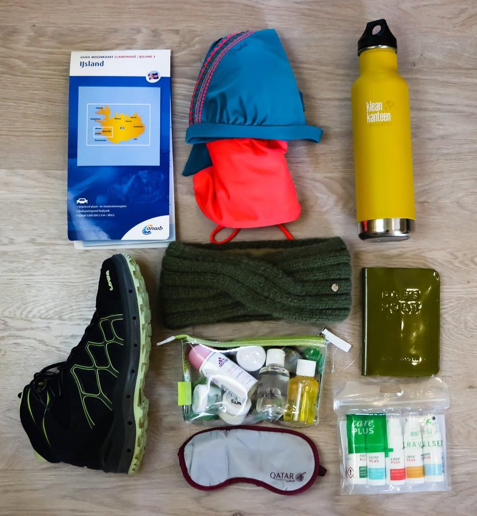 IJsland, bagage