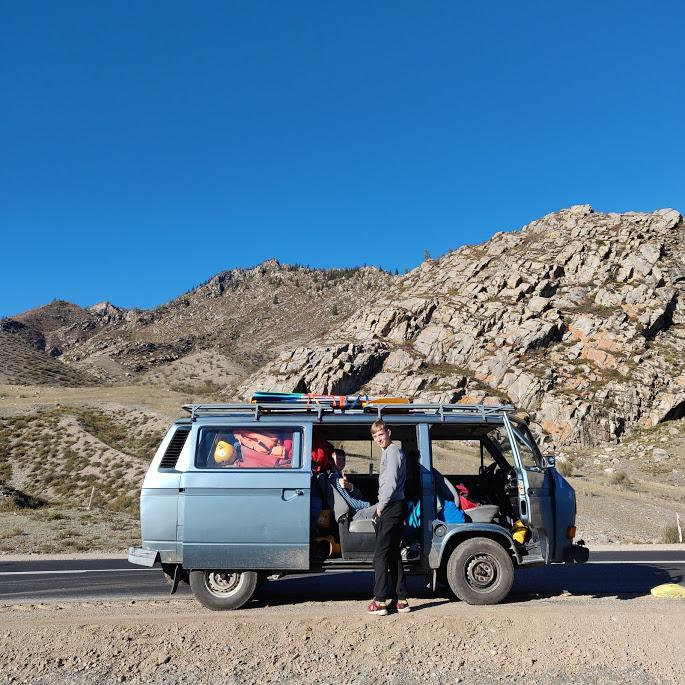 TravelRebel in Siberië - Campervan tips