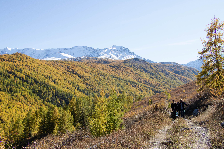 Sustainable Travelers Siberia