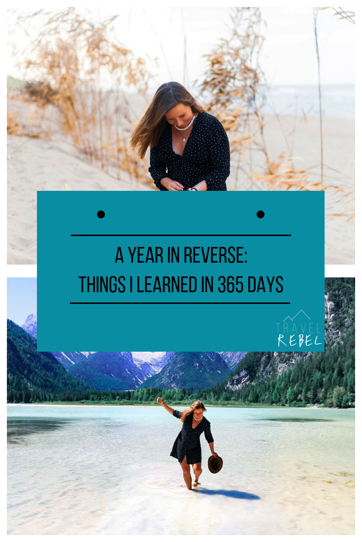 1 year of travelling, personal growth, Belgian Travel Blog