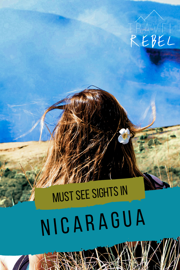 Masaya Vulcano Nicargua - Must see in Nicaragua - Central America Travel - Sustainable Tourism