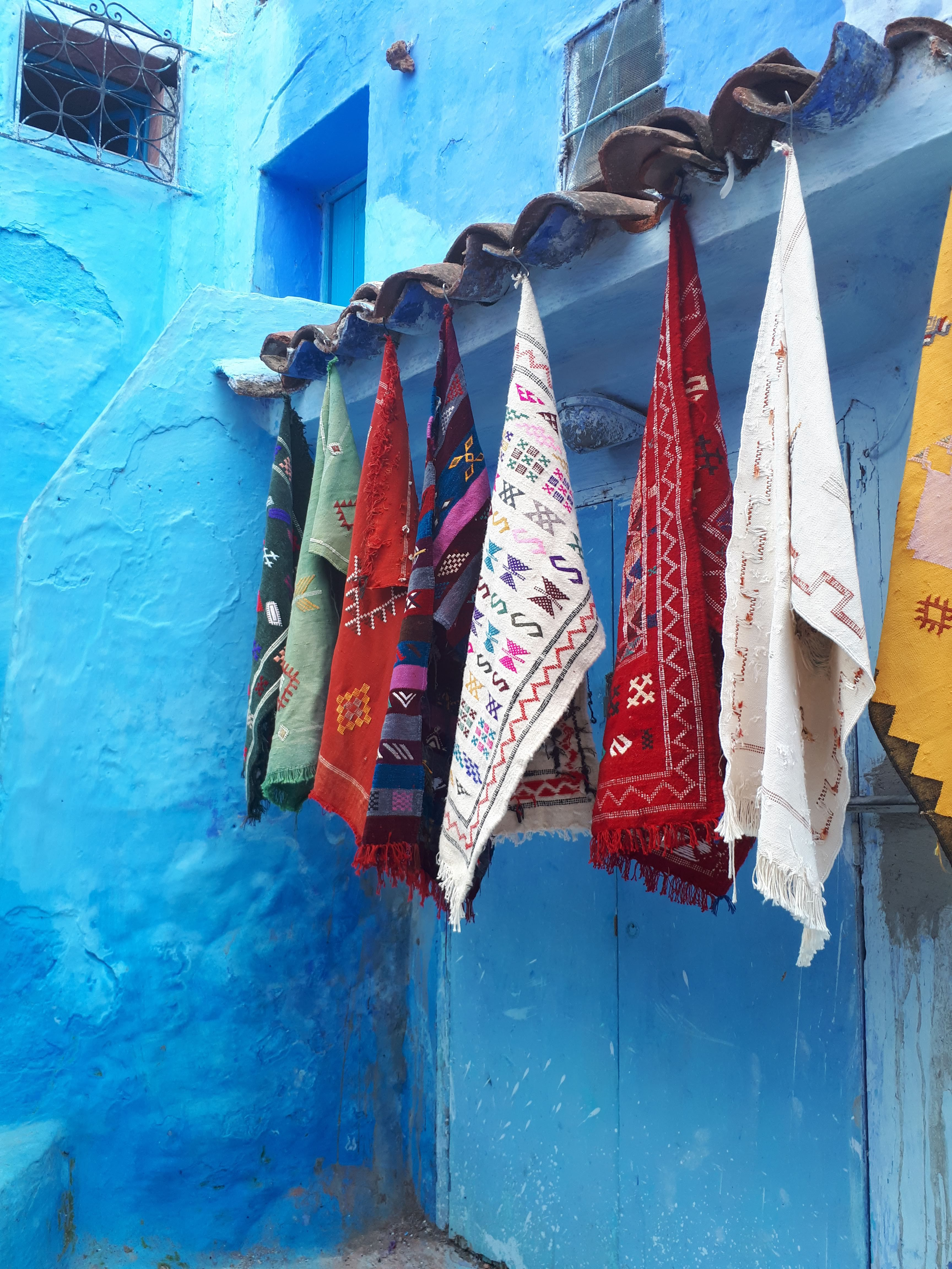 Chefchaouen - Roadtrip Girls in Morocco