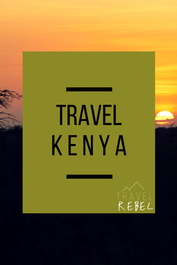 Travel Kenya: Women Empowerment and social entrepreneurship