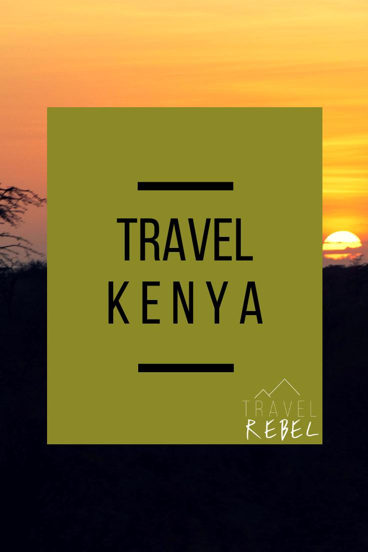 Travel Kenya: Women Empowerment and social entrepreneurship