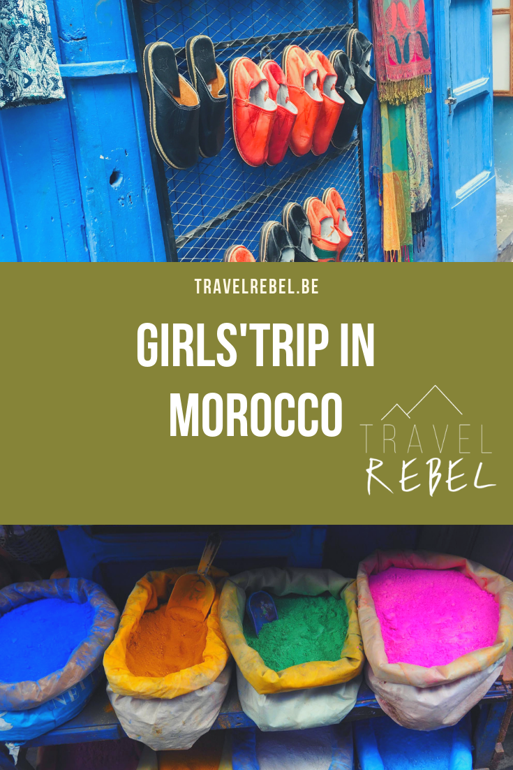 Girls Roadtrip in Morocco - Fes, Chefchaouen, north morocco