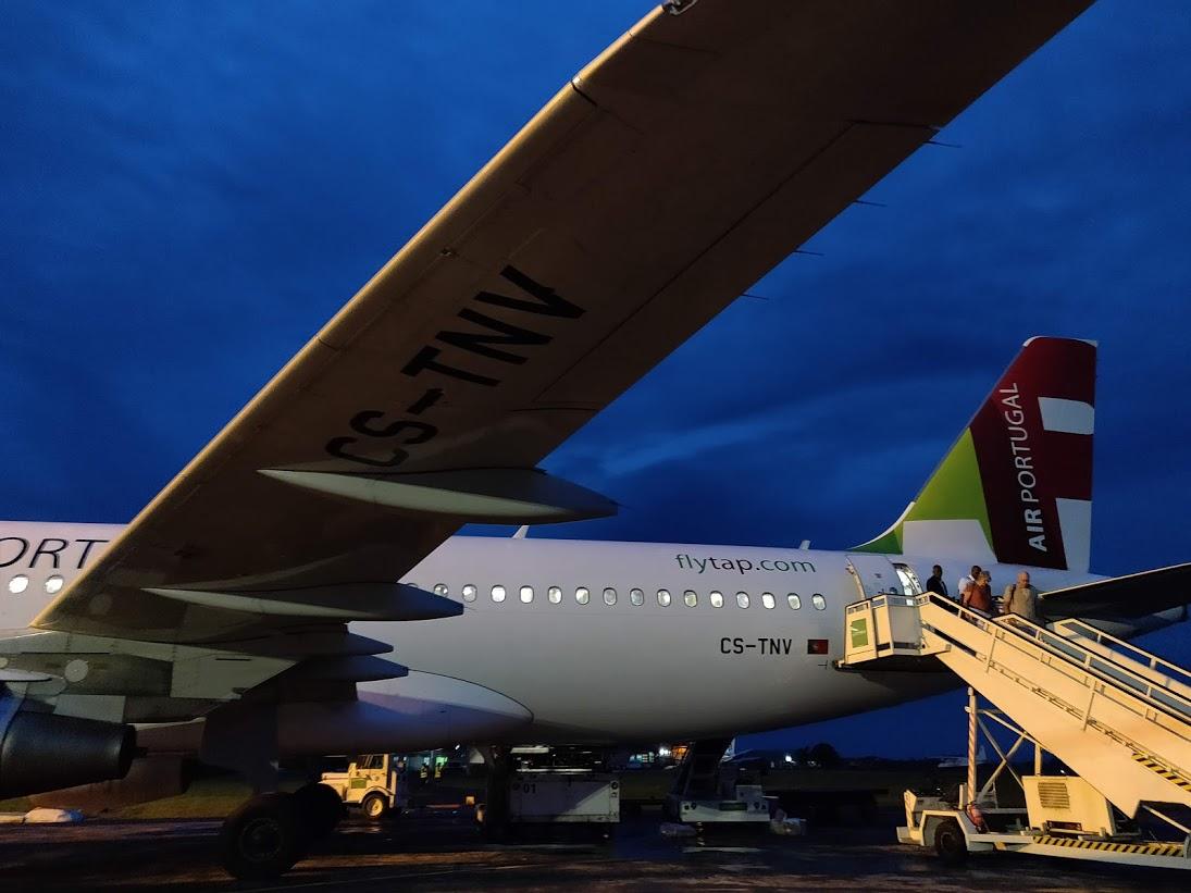 São Tomé airport