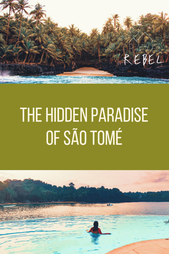 Hidden African Paradise - Top destination for 2019 - Sao Tome