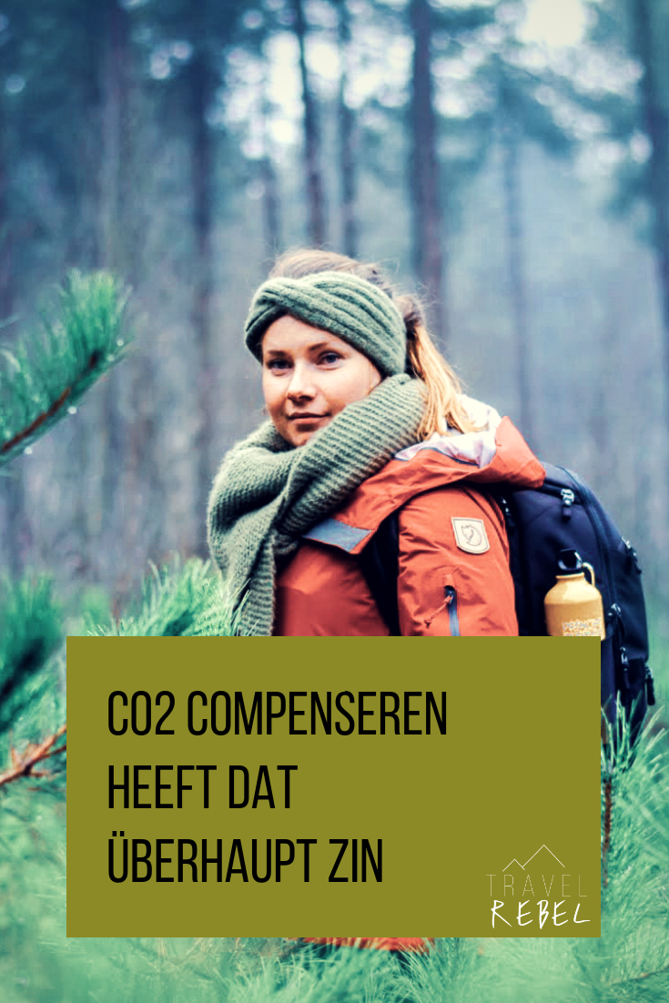 CO2 Compensatie - duurzaam reizen