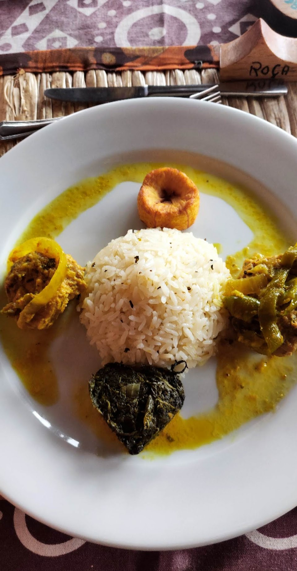 Where to eat in Sao Tome -Restaurante Casa Museu Almada