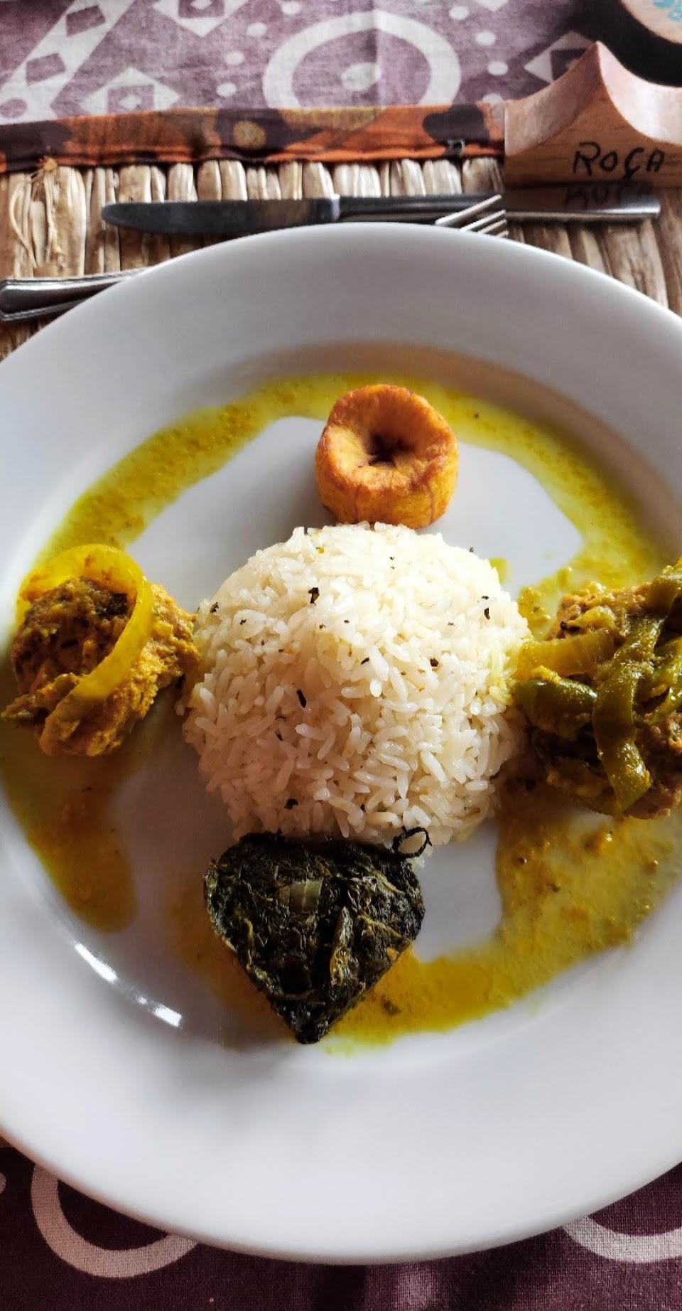 Where to eat in Sao Tome -Restaurante Casa Museu Almada