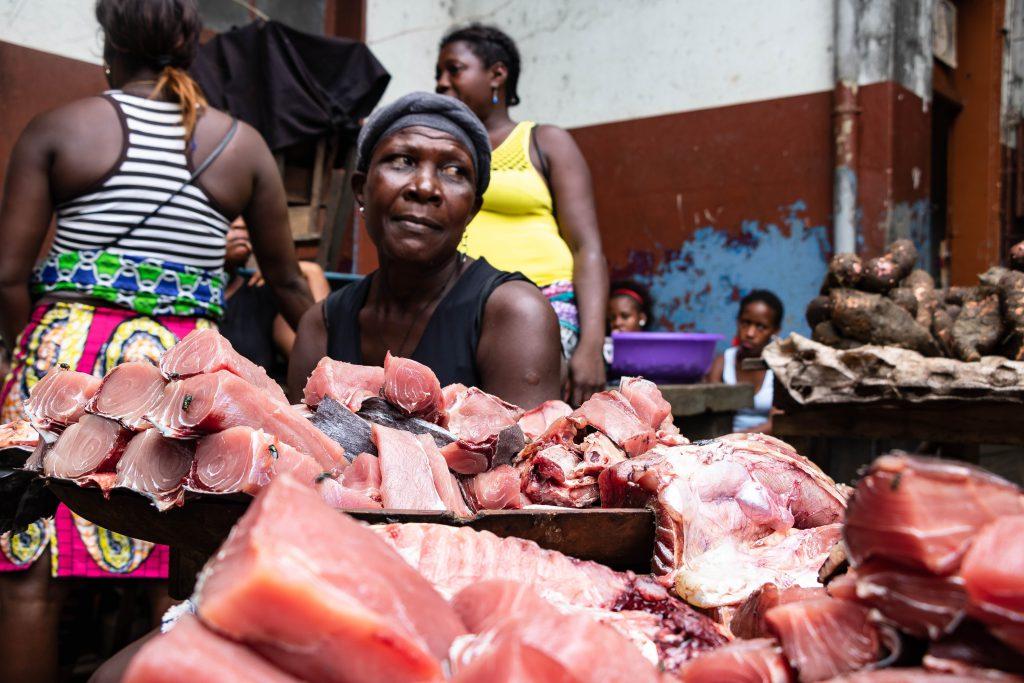Where to eat in Sao Tome - Market Sao Tome City