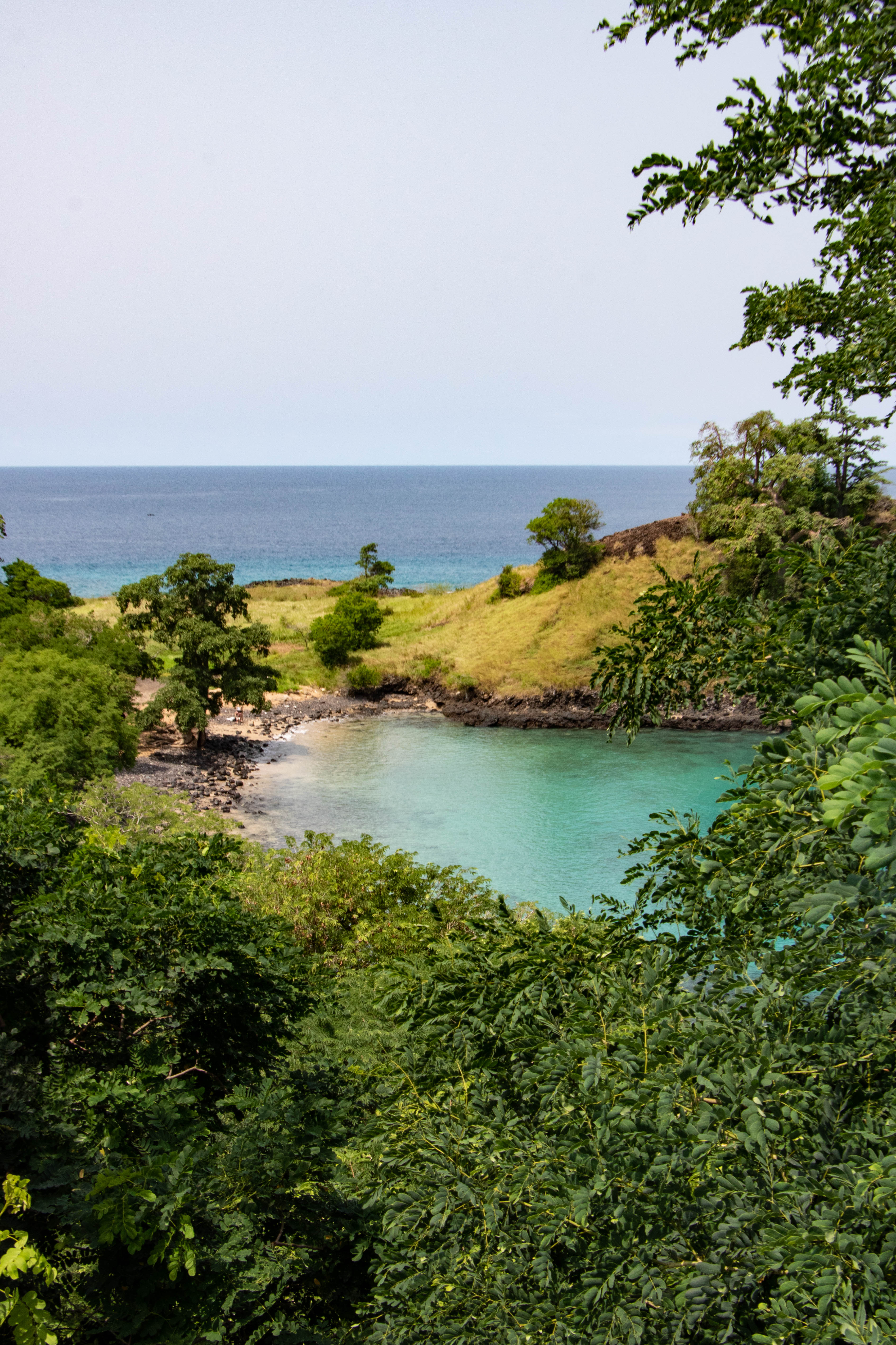 Where to eat in Sao Tome -Blue Lagoon