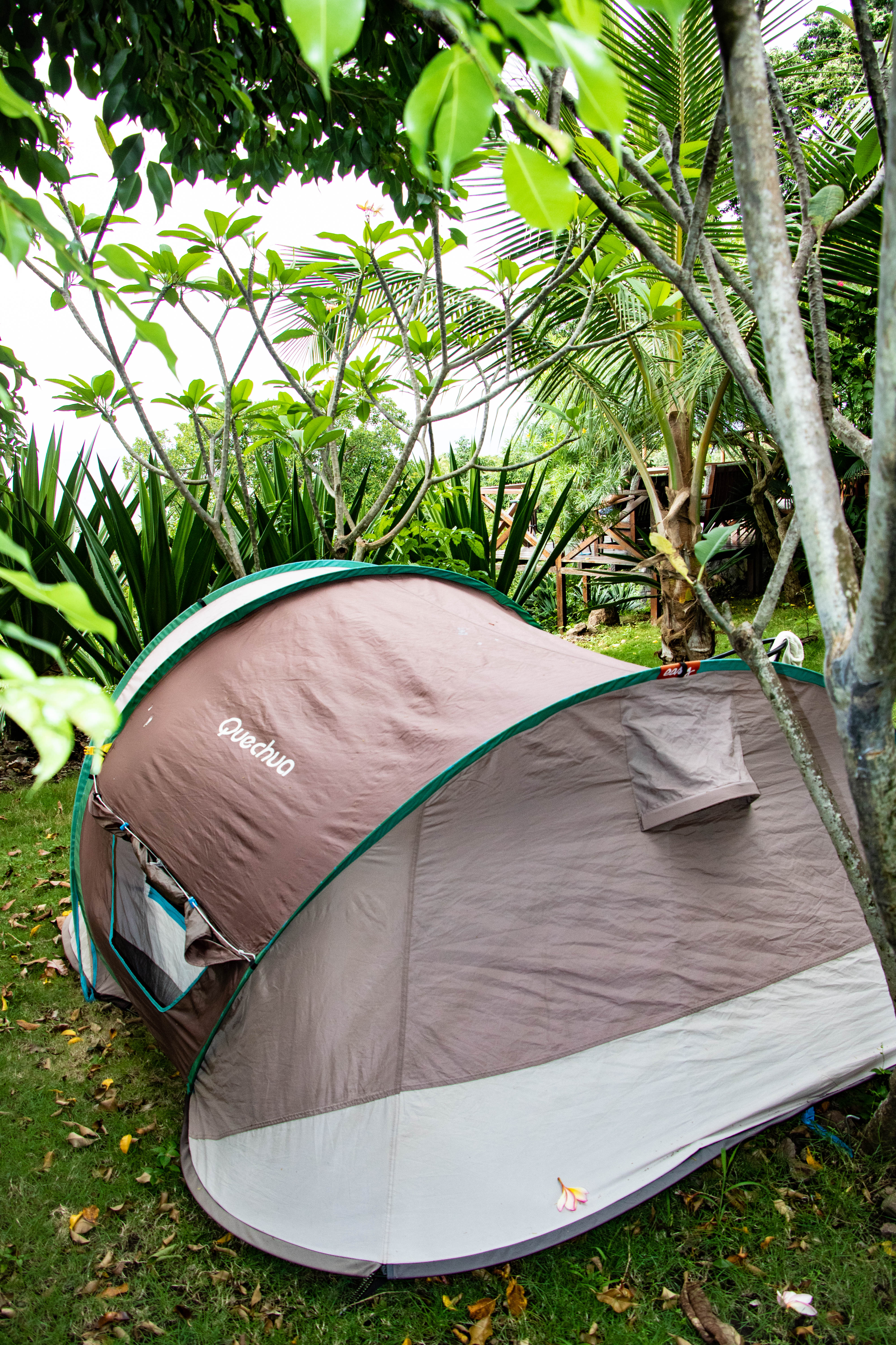 Camping in Sao Tome - Where to stay in Sao Tome