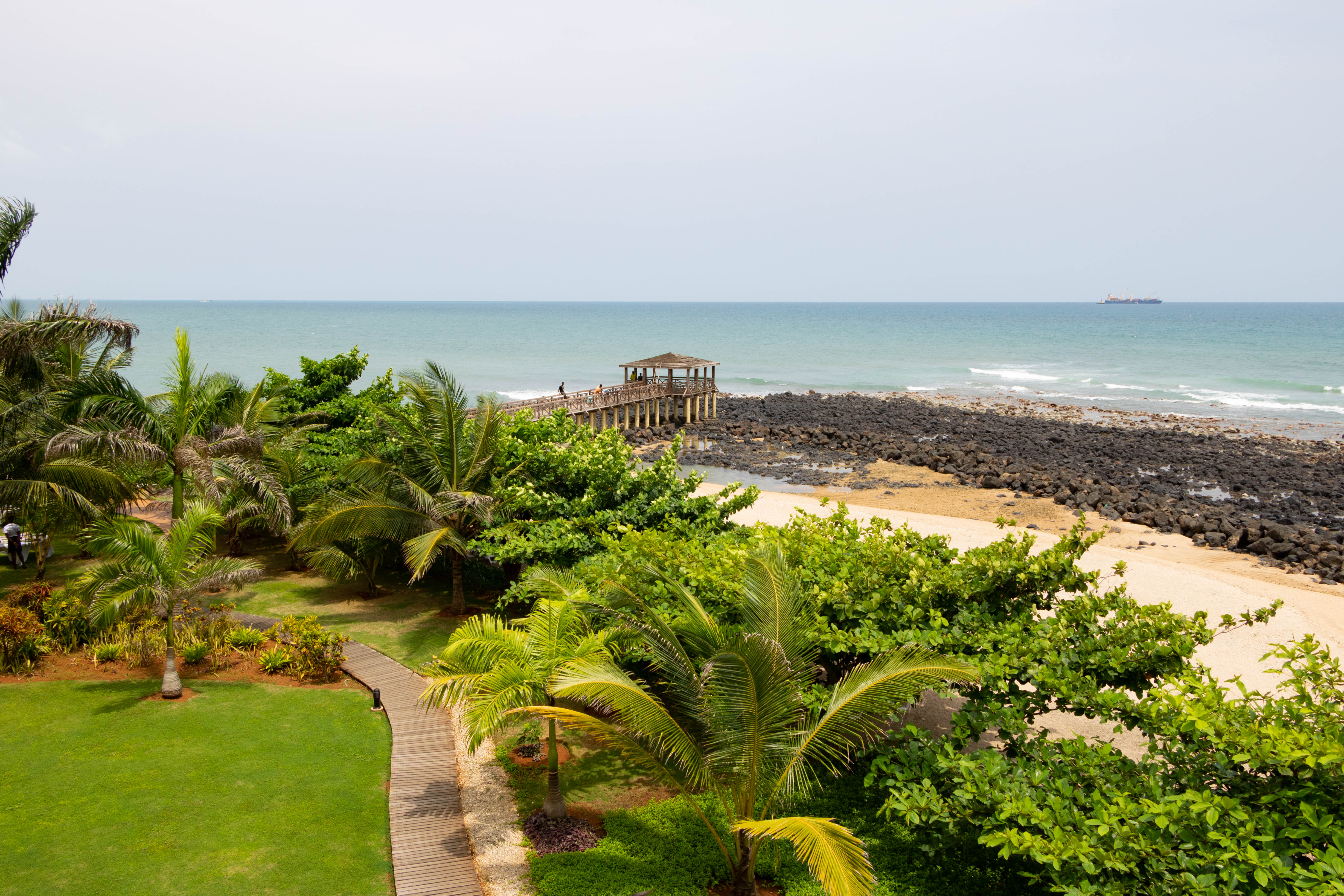 Where to stay in Sao Tome Island