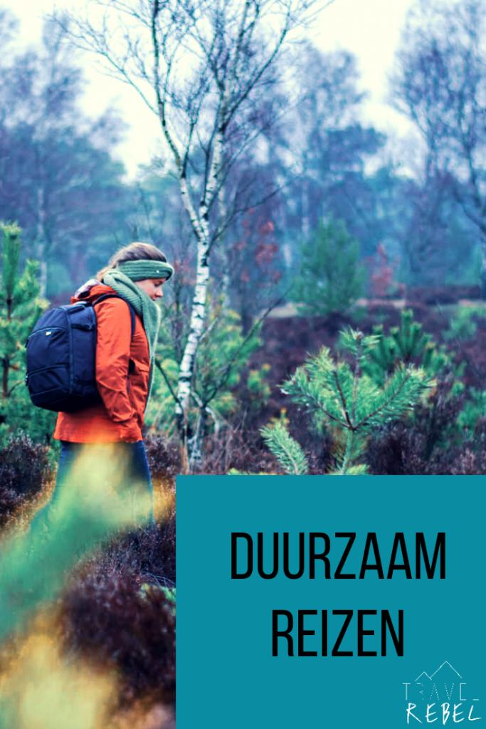 Duurzaam reizen - reis trends 2019 TravelRebel Belgische reisblogger