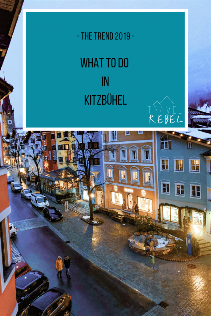 What to do in Kitzbühel Austria Tyrol