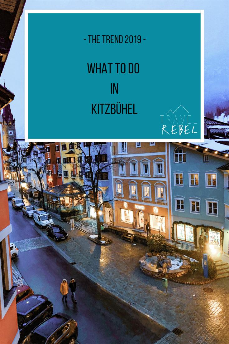 What to do in Kitzbühel Austria Tyrol