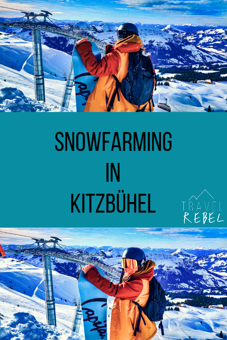 What to do in Kitzbühel Austria Tyrol - Protect Nature Initiative  - How to get to Kitzbühel - Snowfarming in Austria