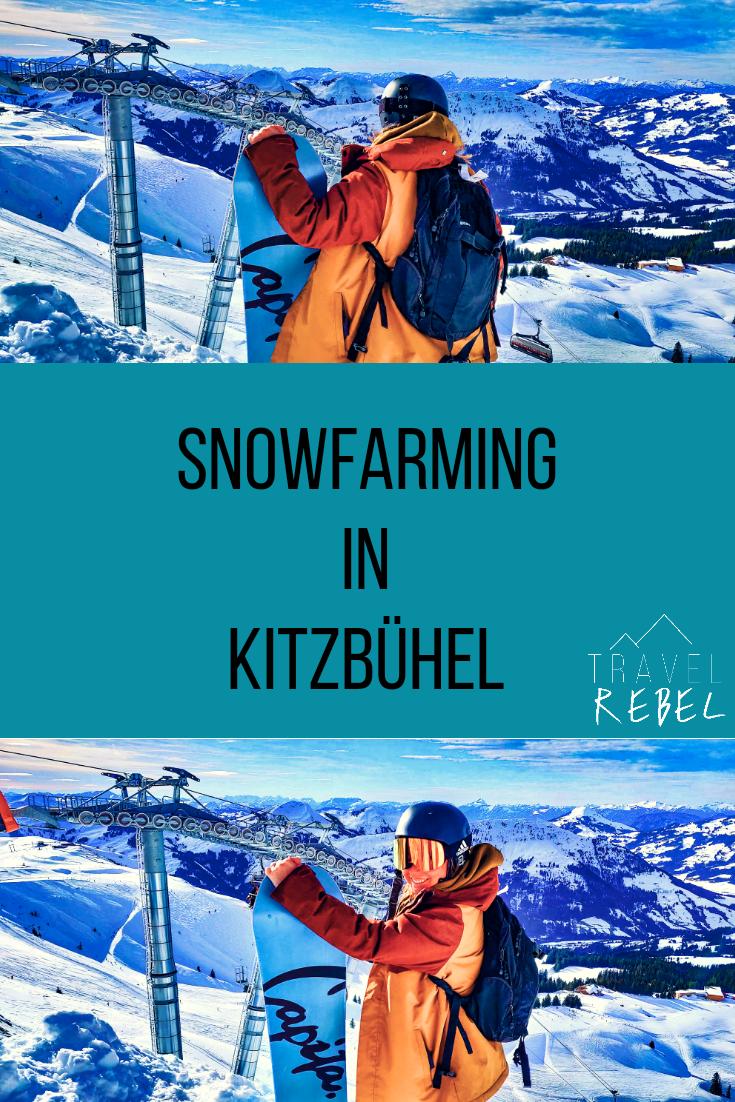 What to do in Kitzbühel Austria Tyrol - Protect Nature Initiative  - How to get to Kitzbühel - Snowfarming in Austria