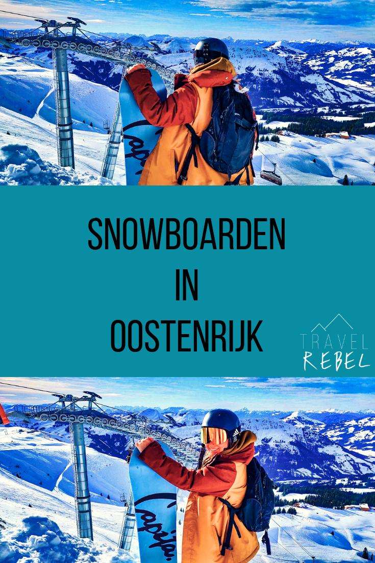 Snowboarden in Oostenrijk - praktische gids Kitzbühel - Duurzaam reizen