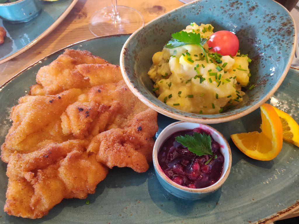 Schnitzels Oostenrijk