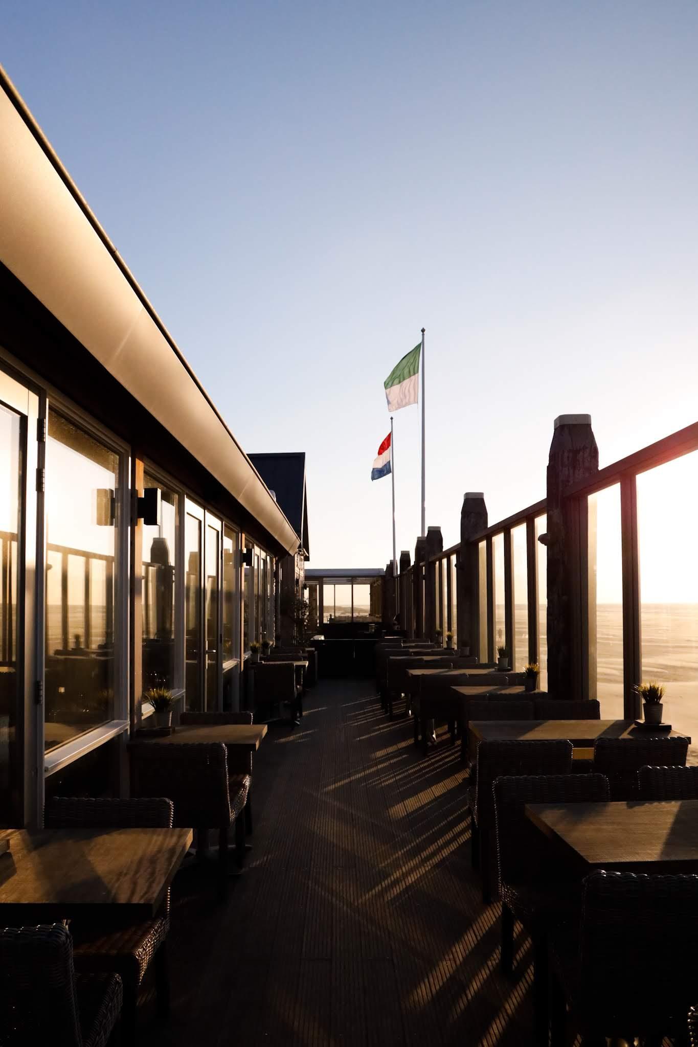 Vlieland Badhuys - Europe Sustainable travel