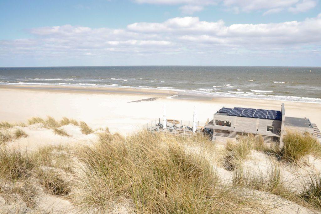 Vlieland kust duurzaam reizen Nederland Waddeneilanden