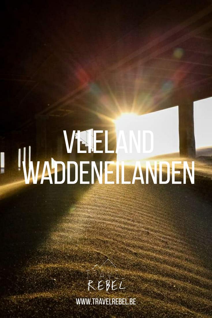 Vlieland - Waddeneilanden - alles wat je moet weten - duurzaam vakantie