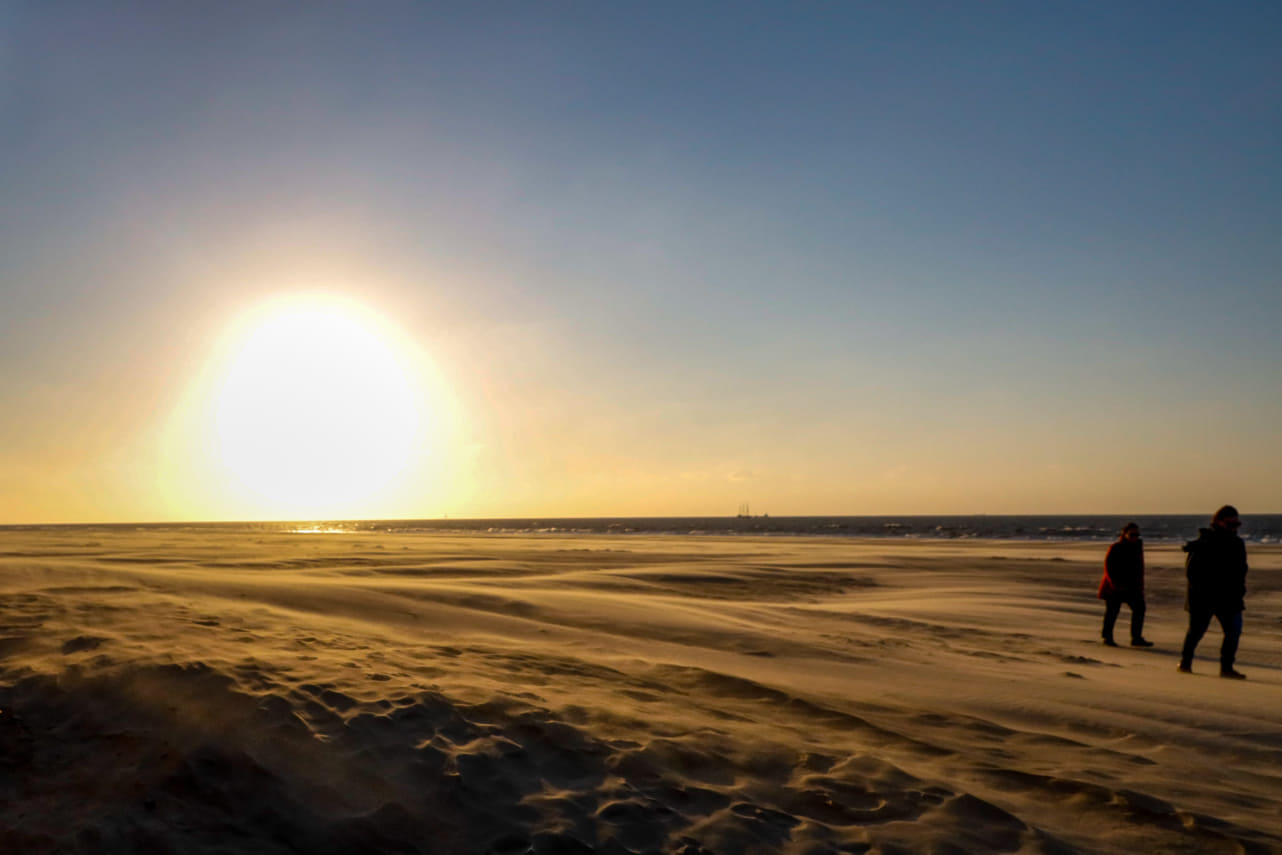 Kust Nederland - Duurzaam reizen
