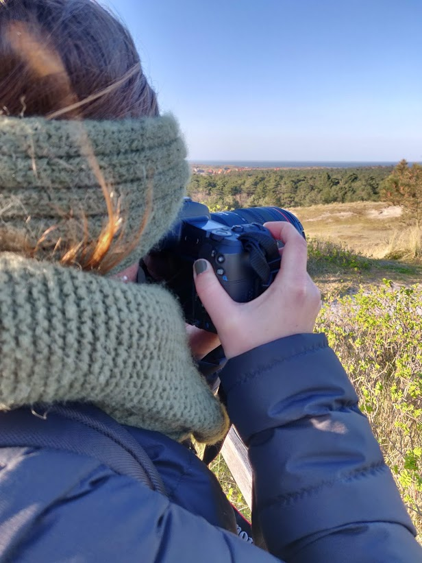 Testing the new CANON EOS R in Vlieland