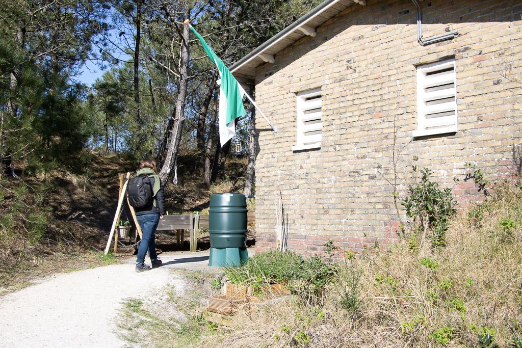 Kaasbunker Duurzaam reizen Nederland - Vlieland - Waddeneilanden