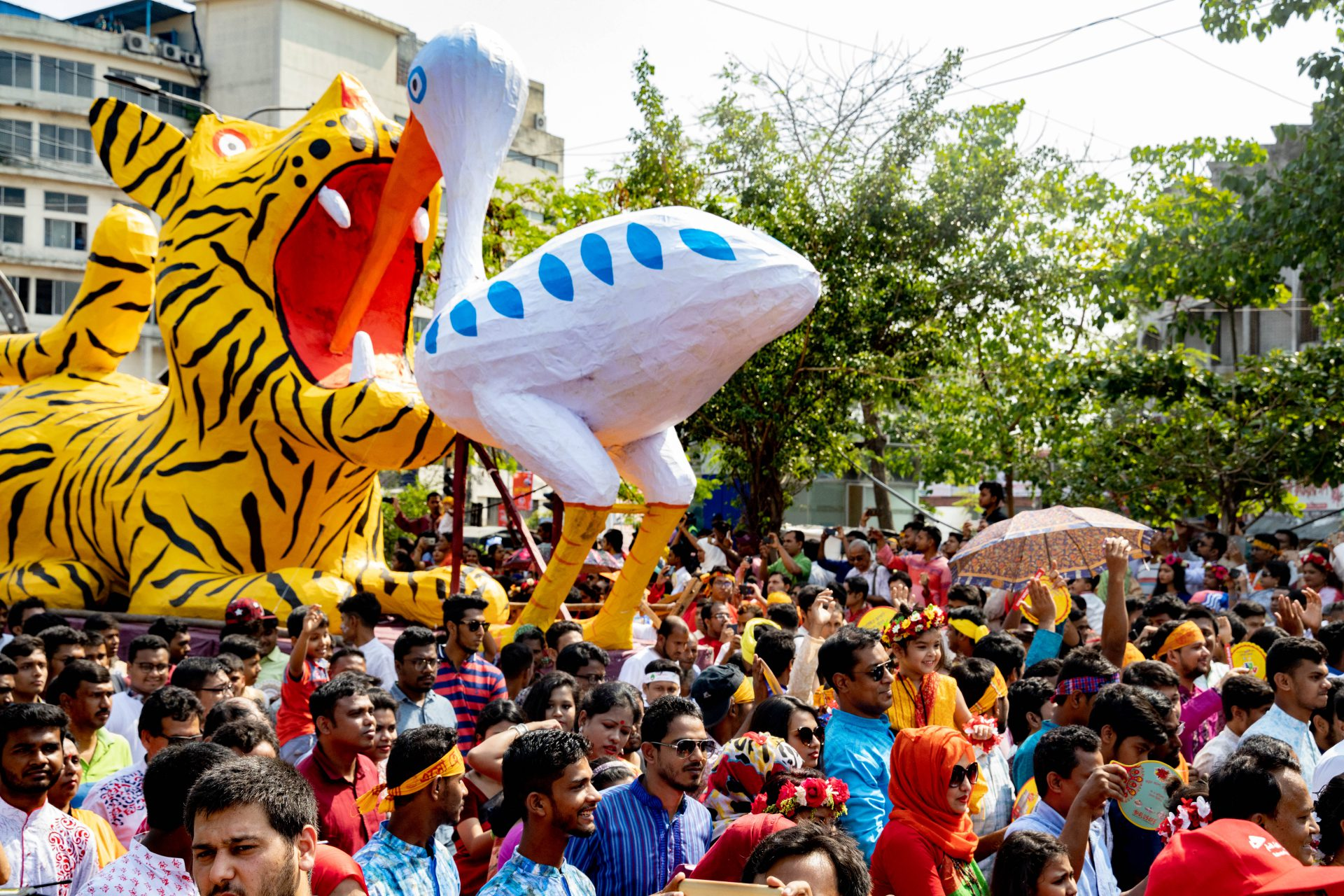 WHY YOU SHOULD EXPERIENCE THE BENGALI NEW YEAR IN BANGLADESH
