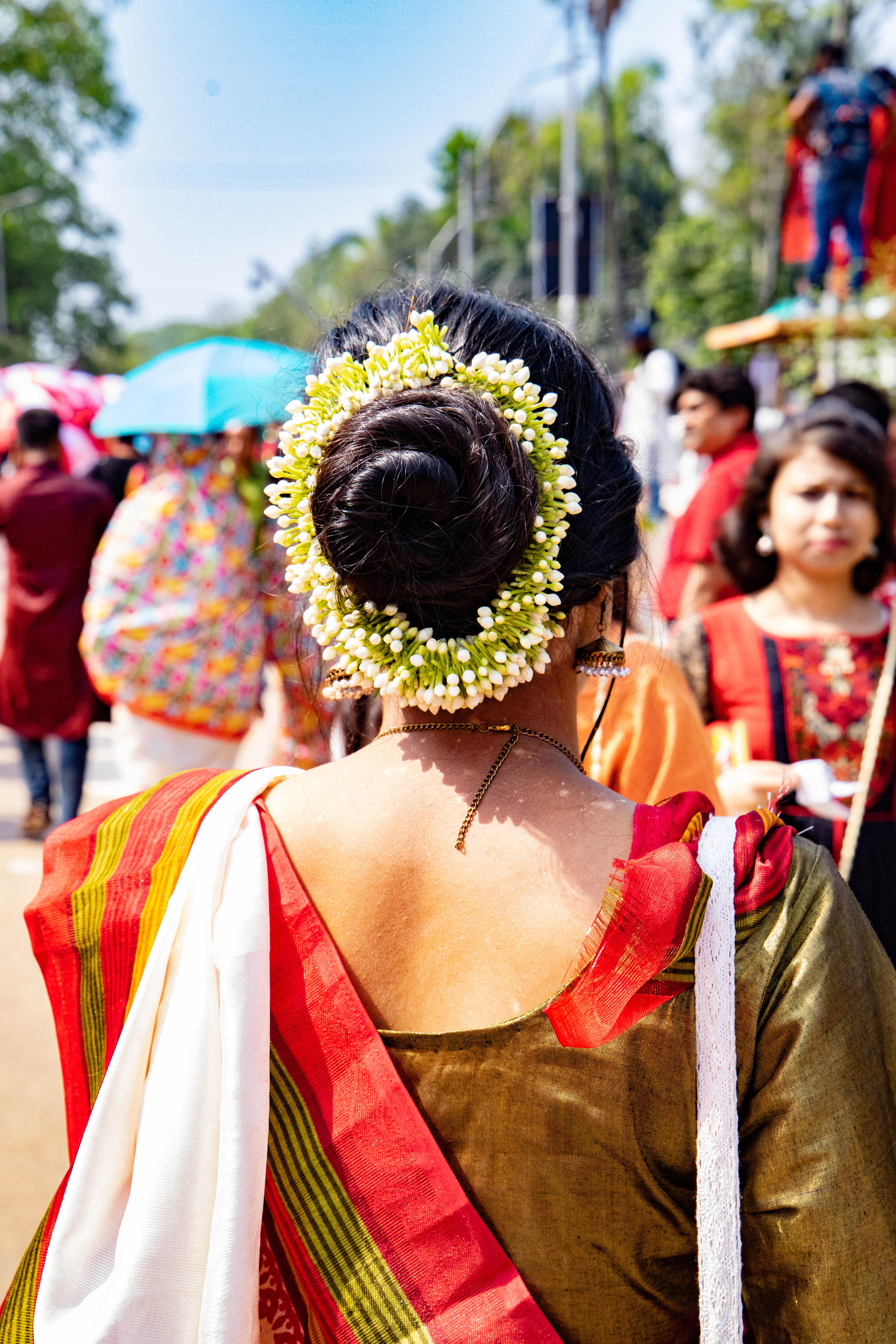 Bengaals Nieuwjaar in Dhaka, Bangladesh