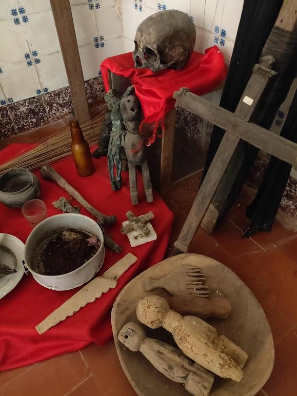 Sao Sebastiao Museum - Sao Tome