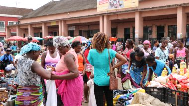 Sao Tome Africa Markets