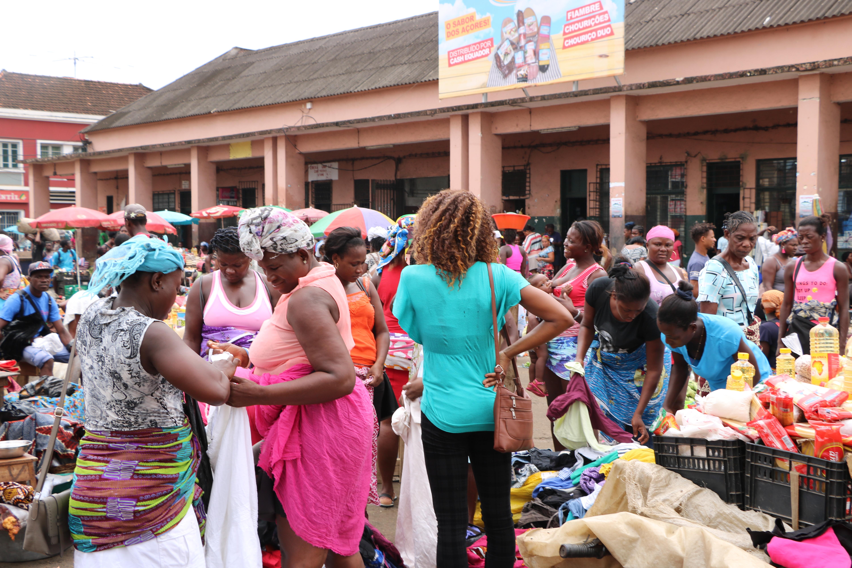 Sao Tome Africa Markets