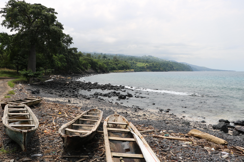 Beaches Sao Tome Africa