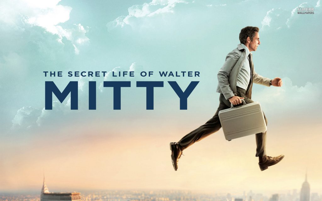 Reis inspiratie films - secret life of walter mitty