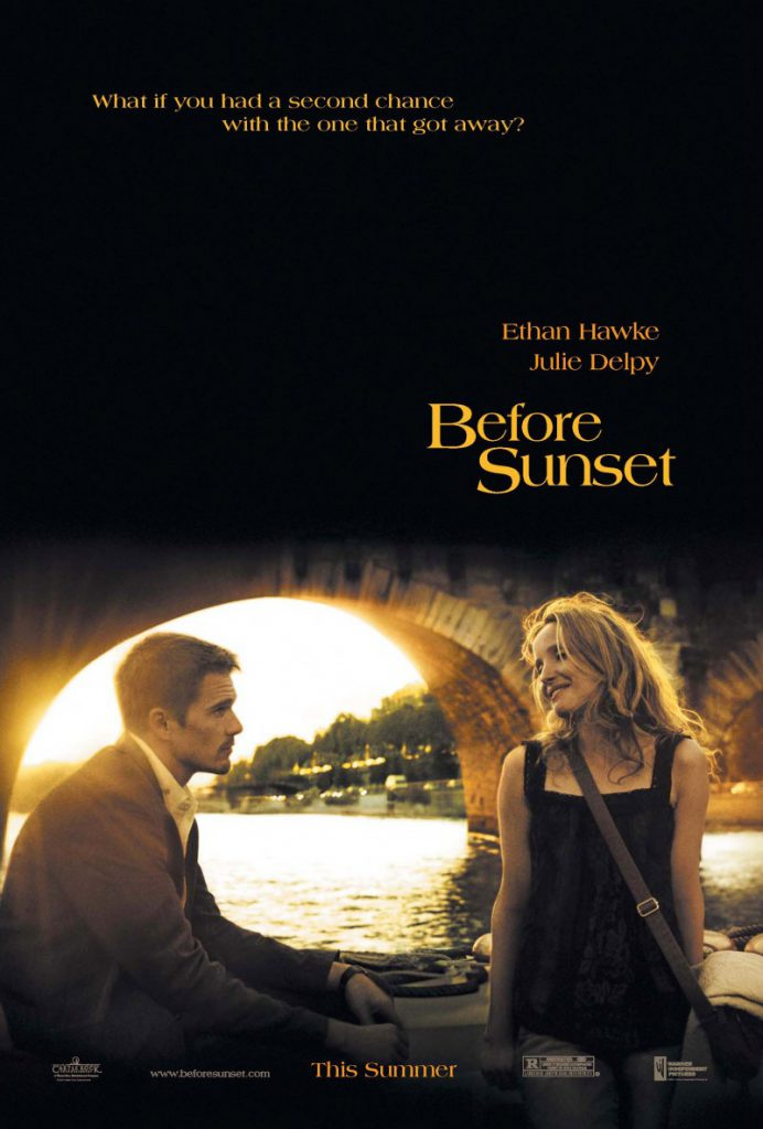 reis film inspiratie: before sunrise, before sunset en before midnight