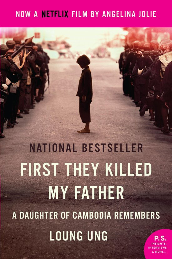 First they killed my father door Angelina Jolie - reis inspiratie film Cambodja