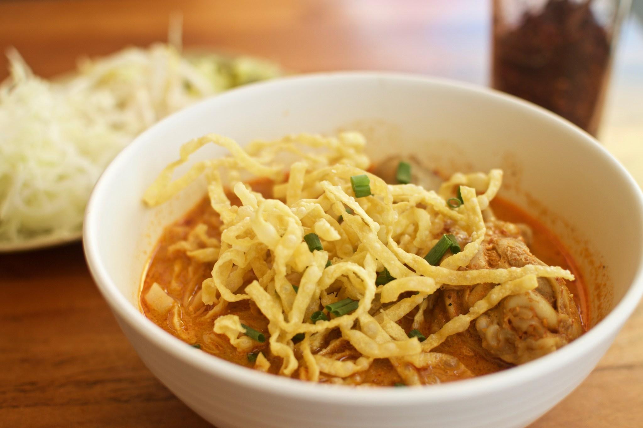 Delicious Thai food in BangkokDelicious Thai food in Bangkok