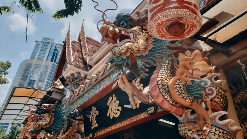 Wat Hua Lamphong - Things to do in Bangkok, Thailand