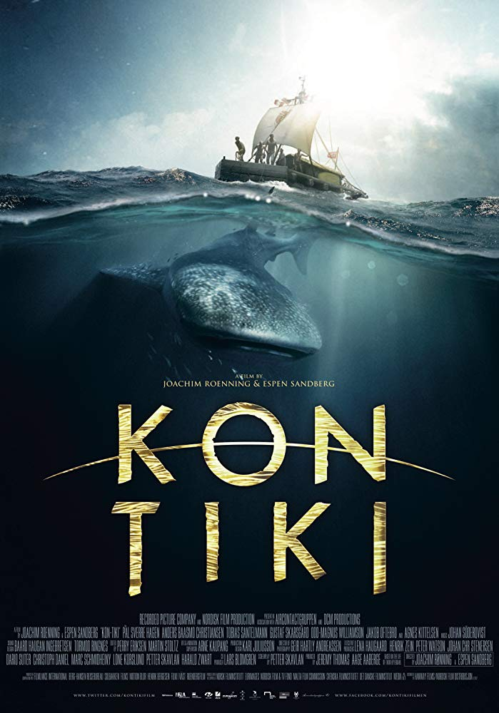 Kon-Tiki Beste reisfilm inspiratie
